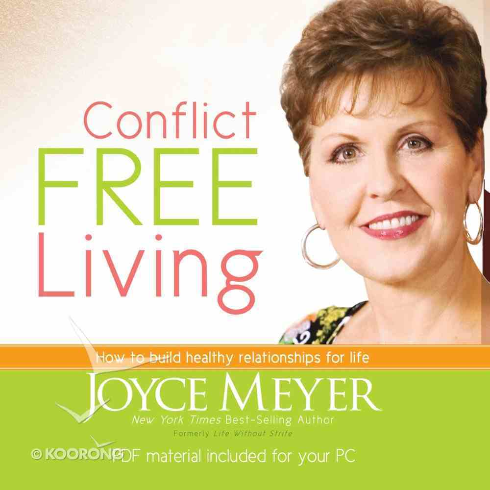 Conflict Free Living eAudio Book