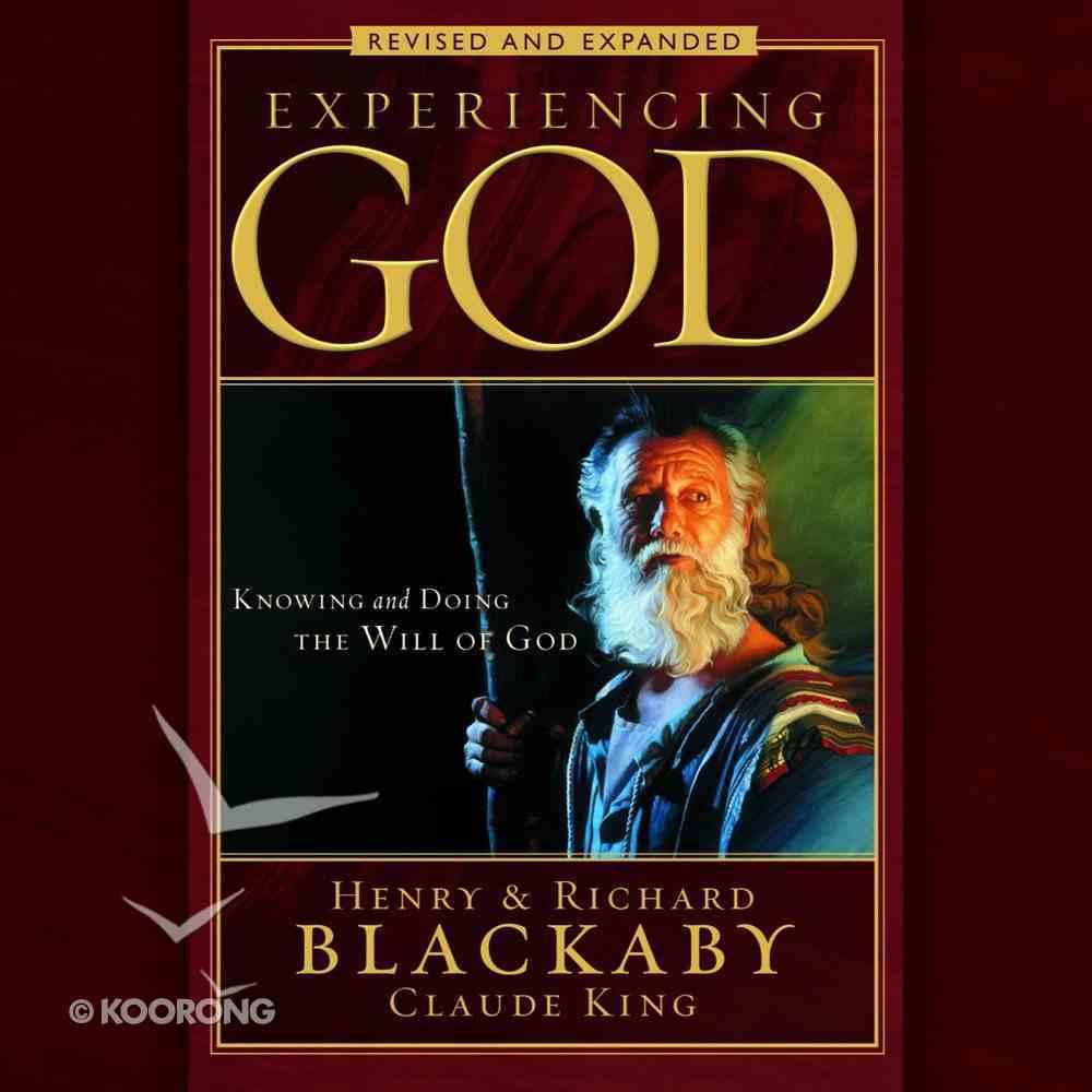Experiencing God eAudio Book