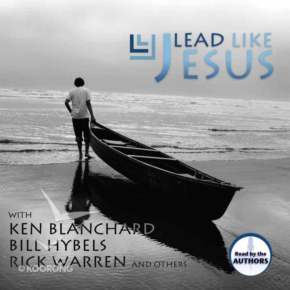 Lead Like Jesus eAudio Book