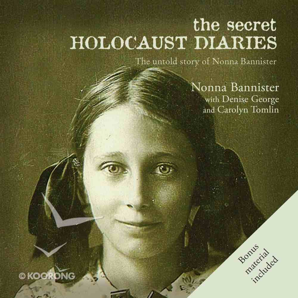 The Secret Holocaust Diaries eAudio Book