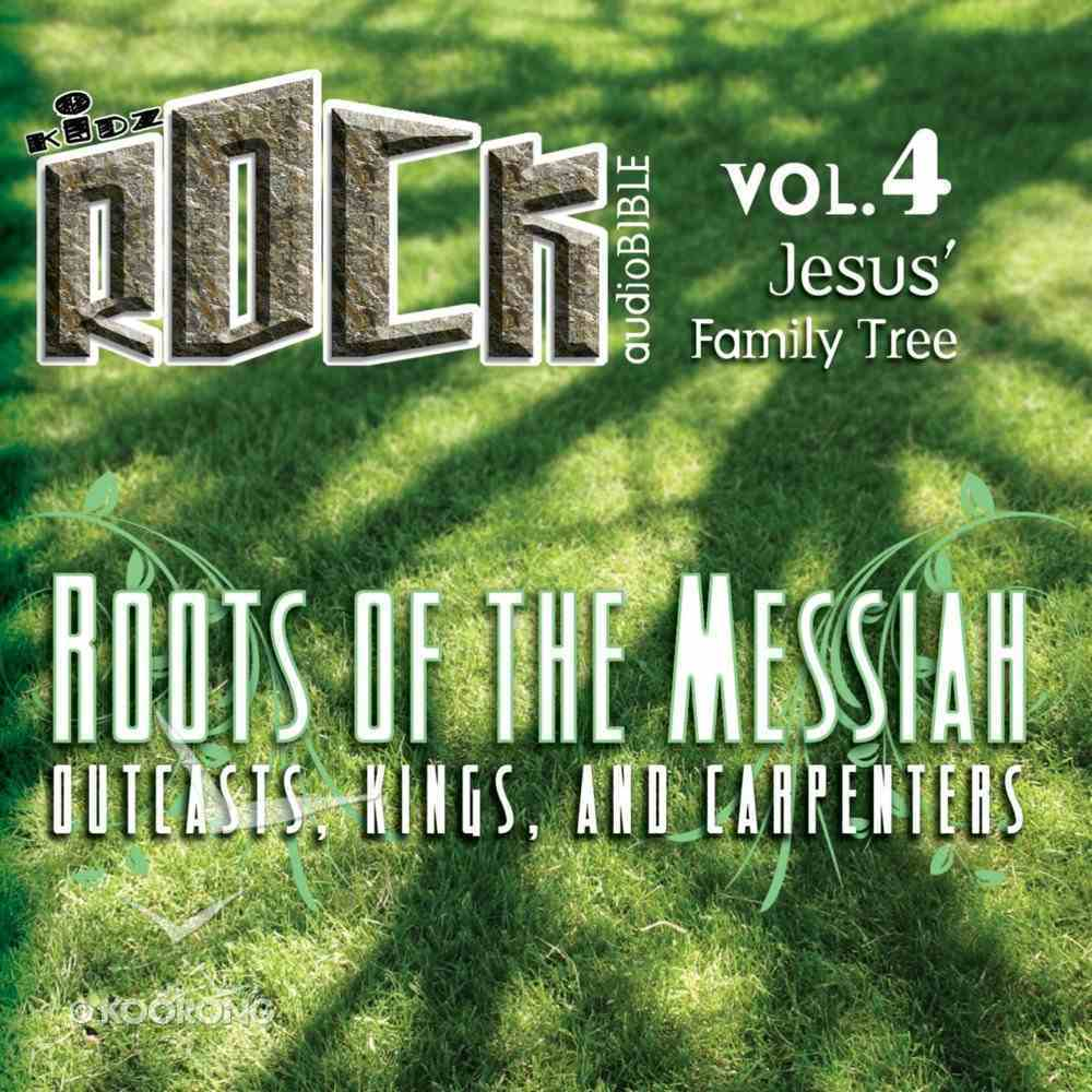 Roots of the Messiah eAudio Book