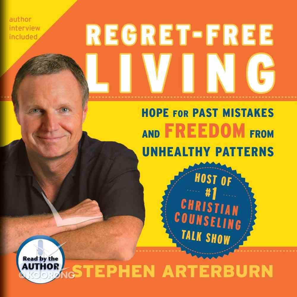 Regret-Free Living eAudio Book