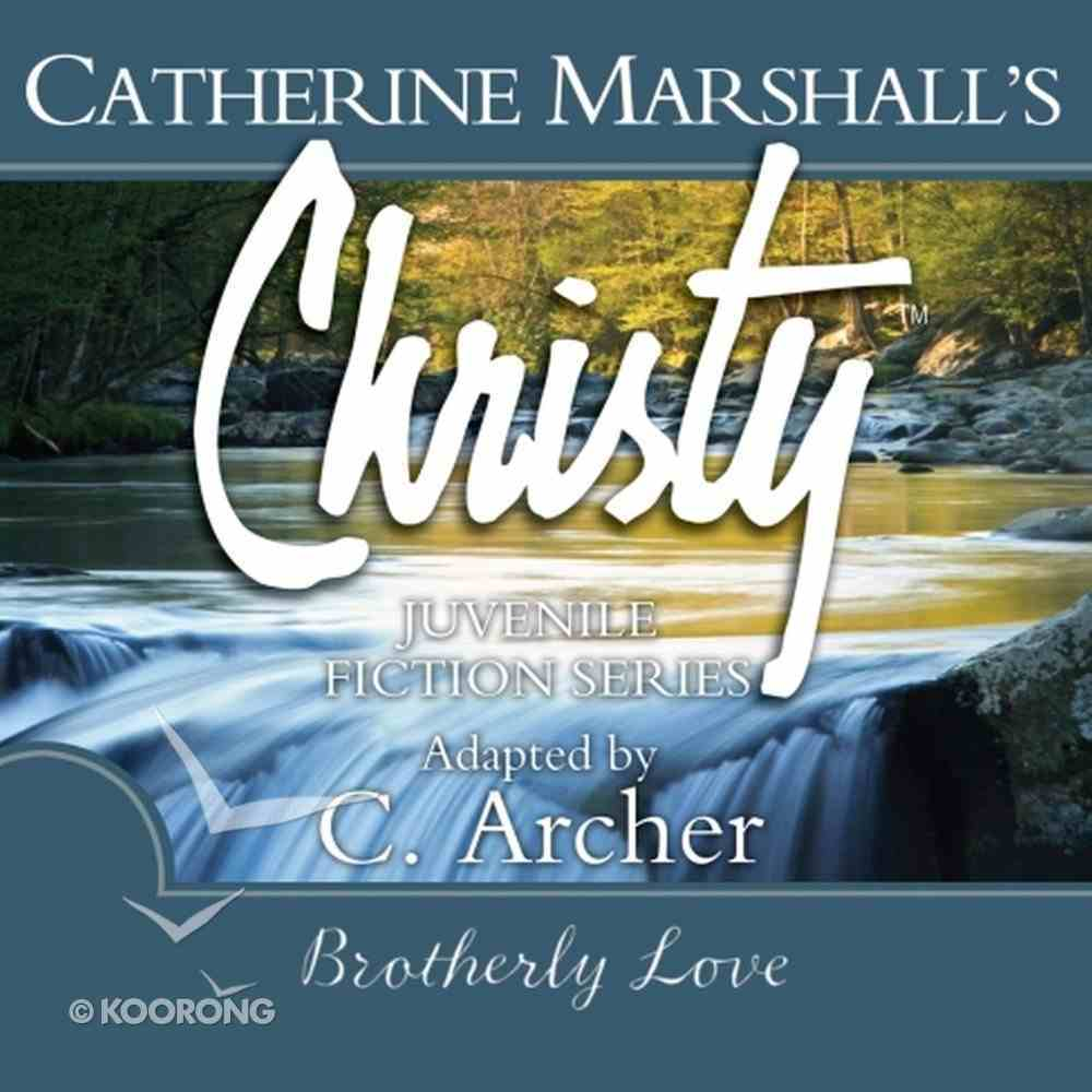 Brotherly Love eAudio Book