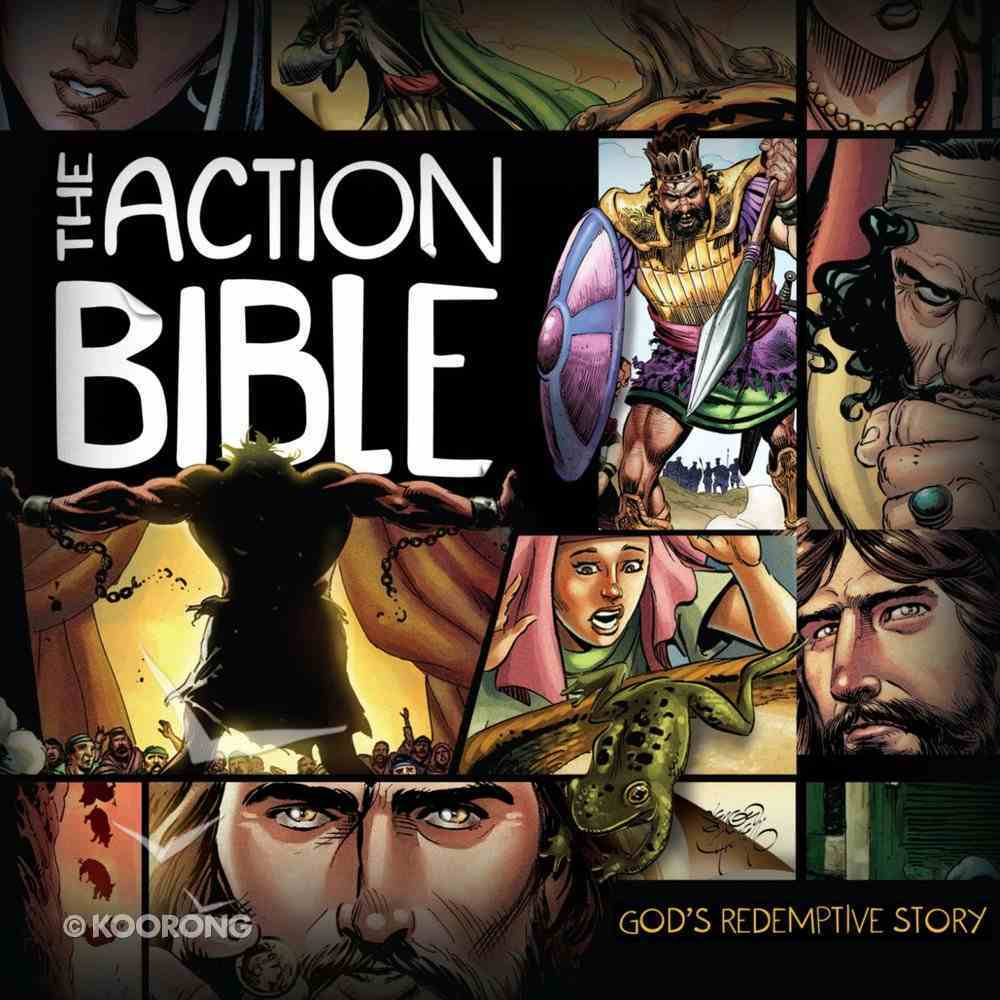 The Action Bible eAudio Book