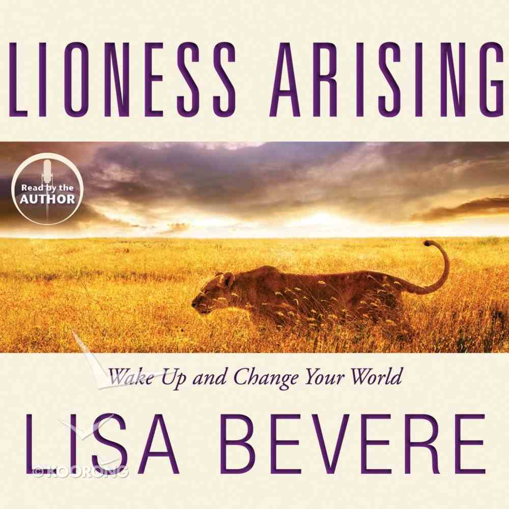 Lioness Arising eAudio Book