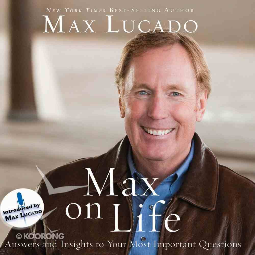 Max on Life eAudio Book