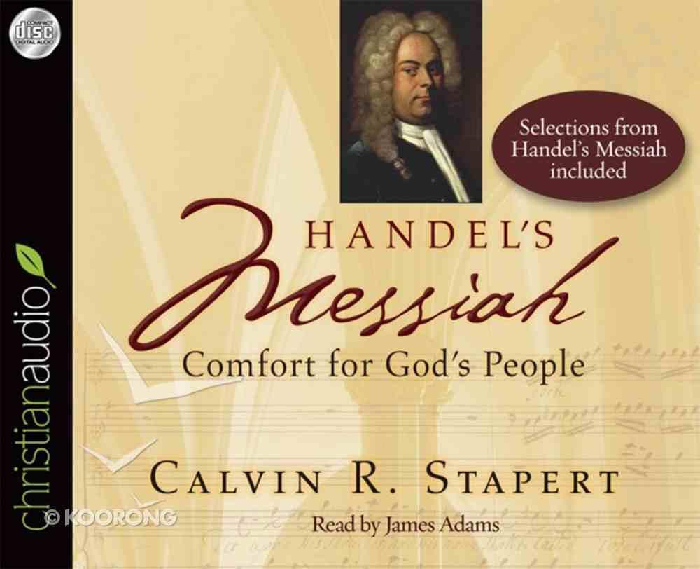 Handel's Messiah (Unabridged, 6.25 Hrs, 5 Cds) CD