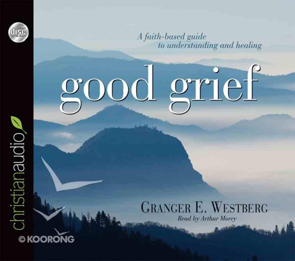 Good Grief (Unabridged 1 Hr, 1 Cd) CD