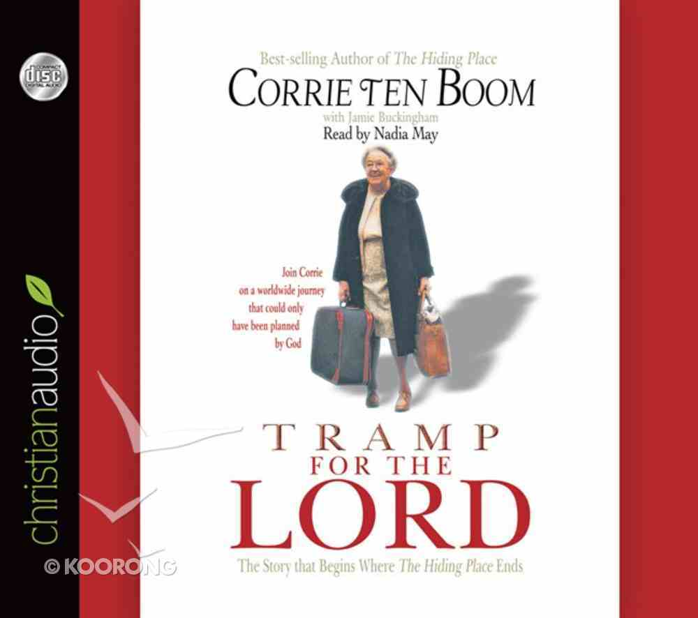Tramp For the Lord (Unabridged, 5.5 Hrs, 5 Cds) CD