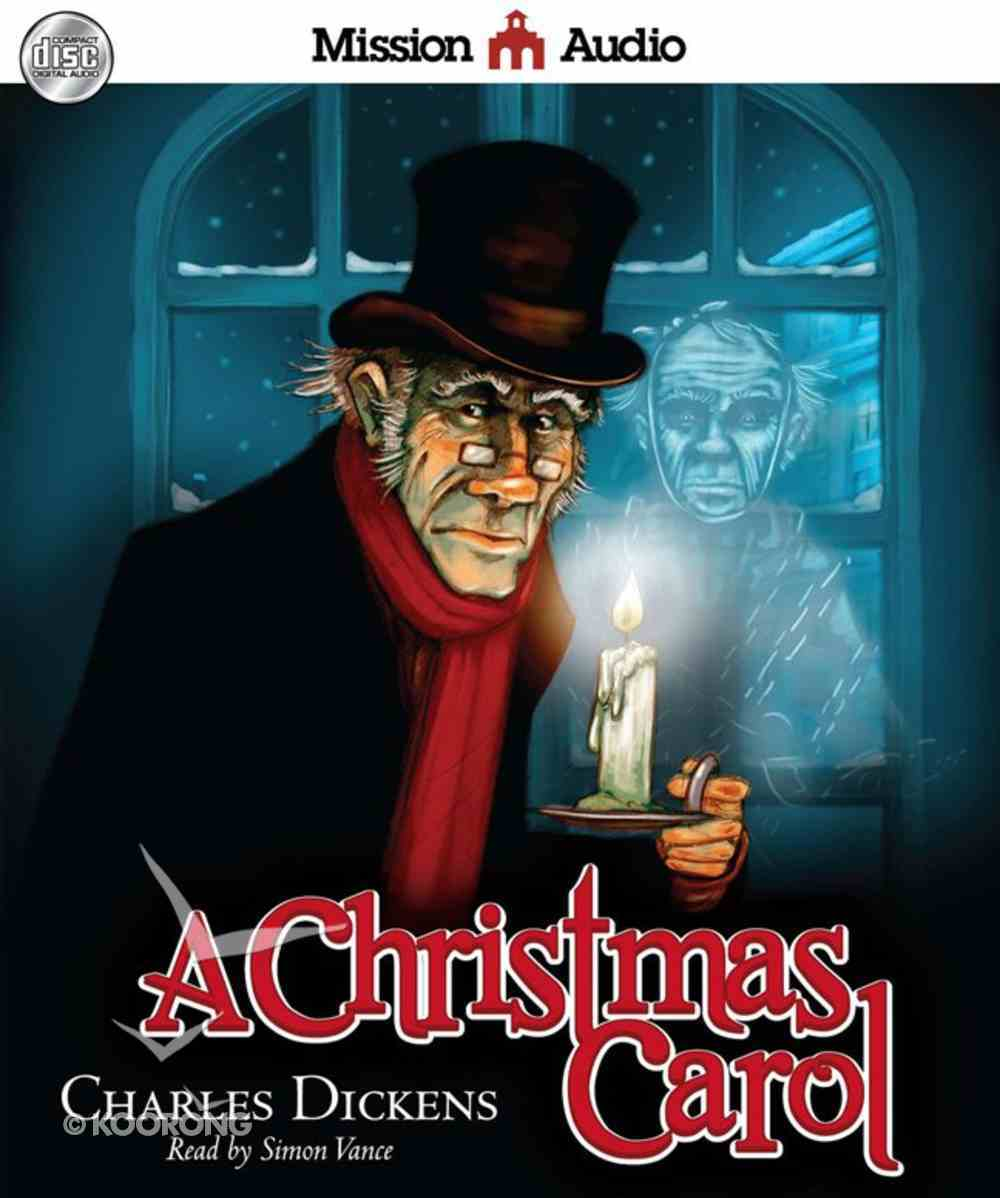 Christmas Carol (Unabridged, 3 Cds) CD