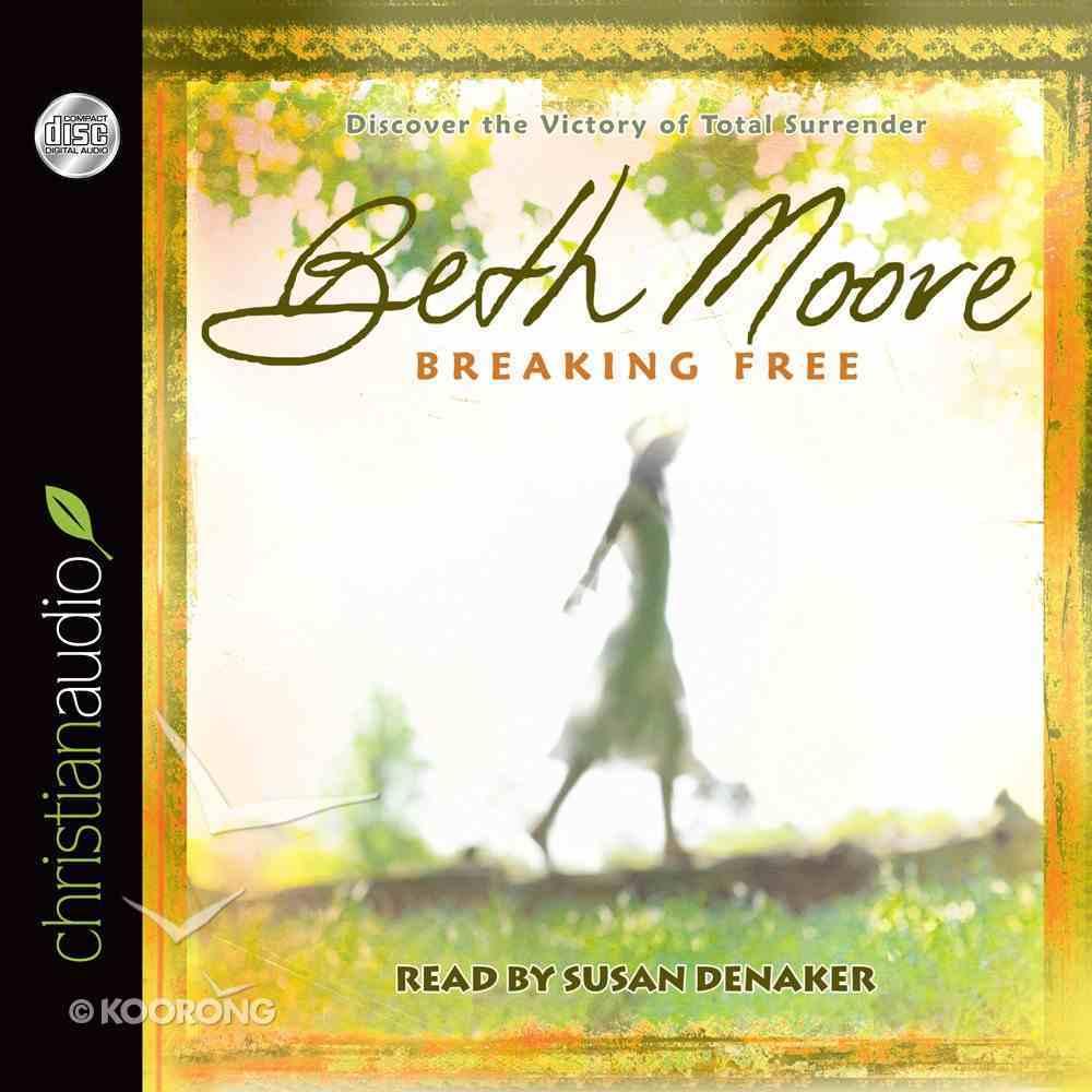 Breaking Free (Unabridged, 8 Cds) CD