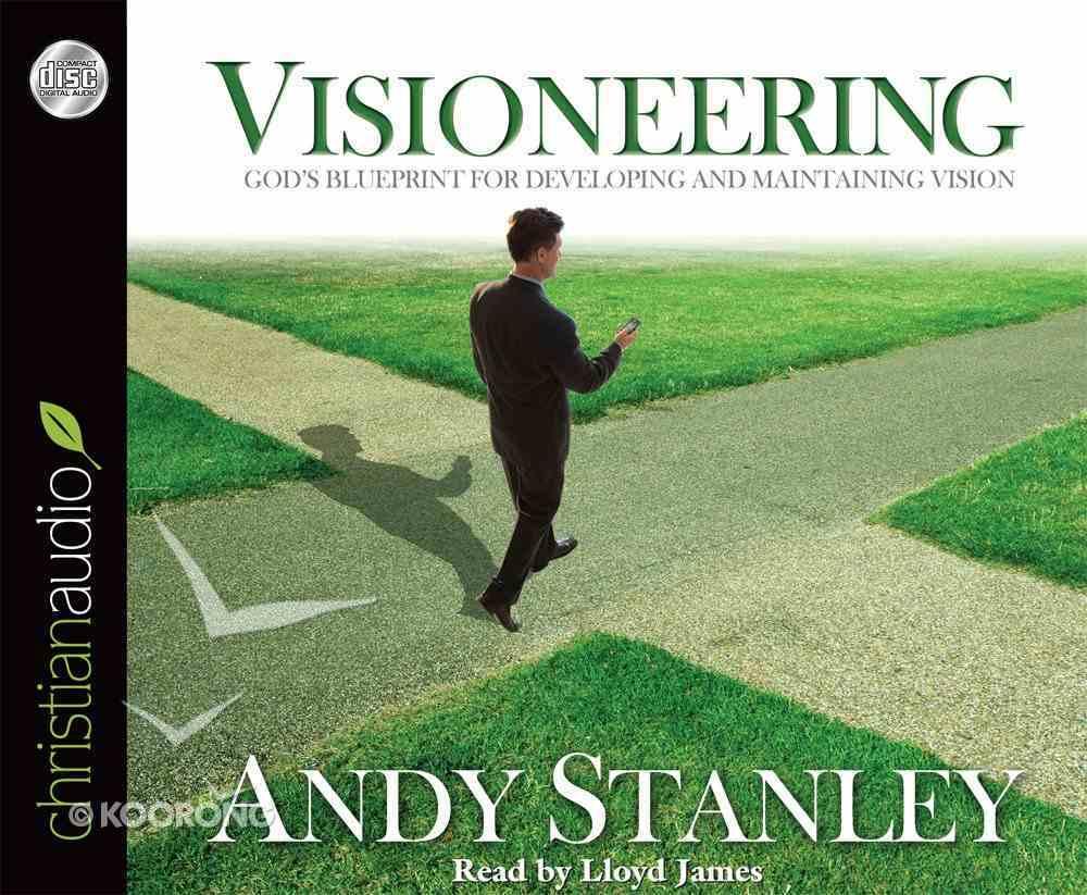 Visioneering (Unabridged, 6 Cds) CD