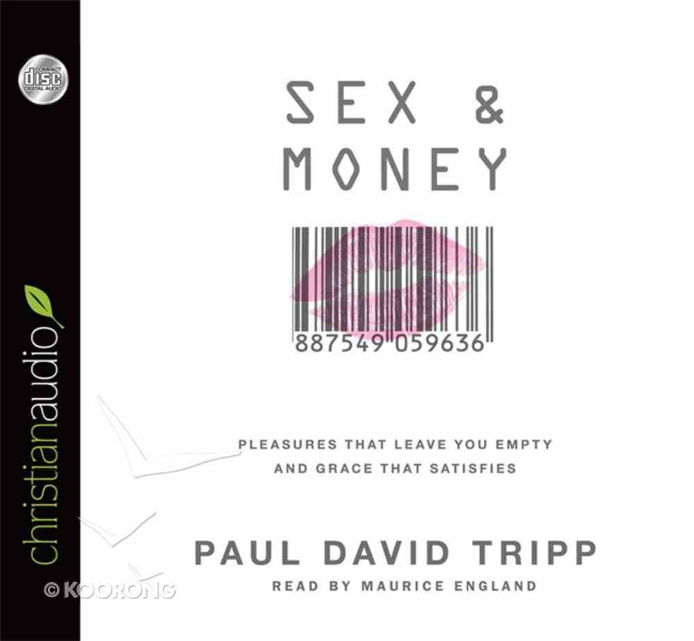 Sex and Money (Unabridged, 5 Cds) CD