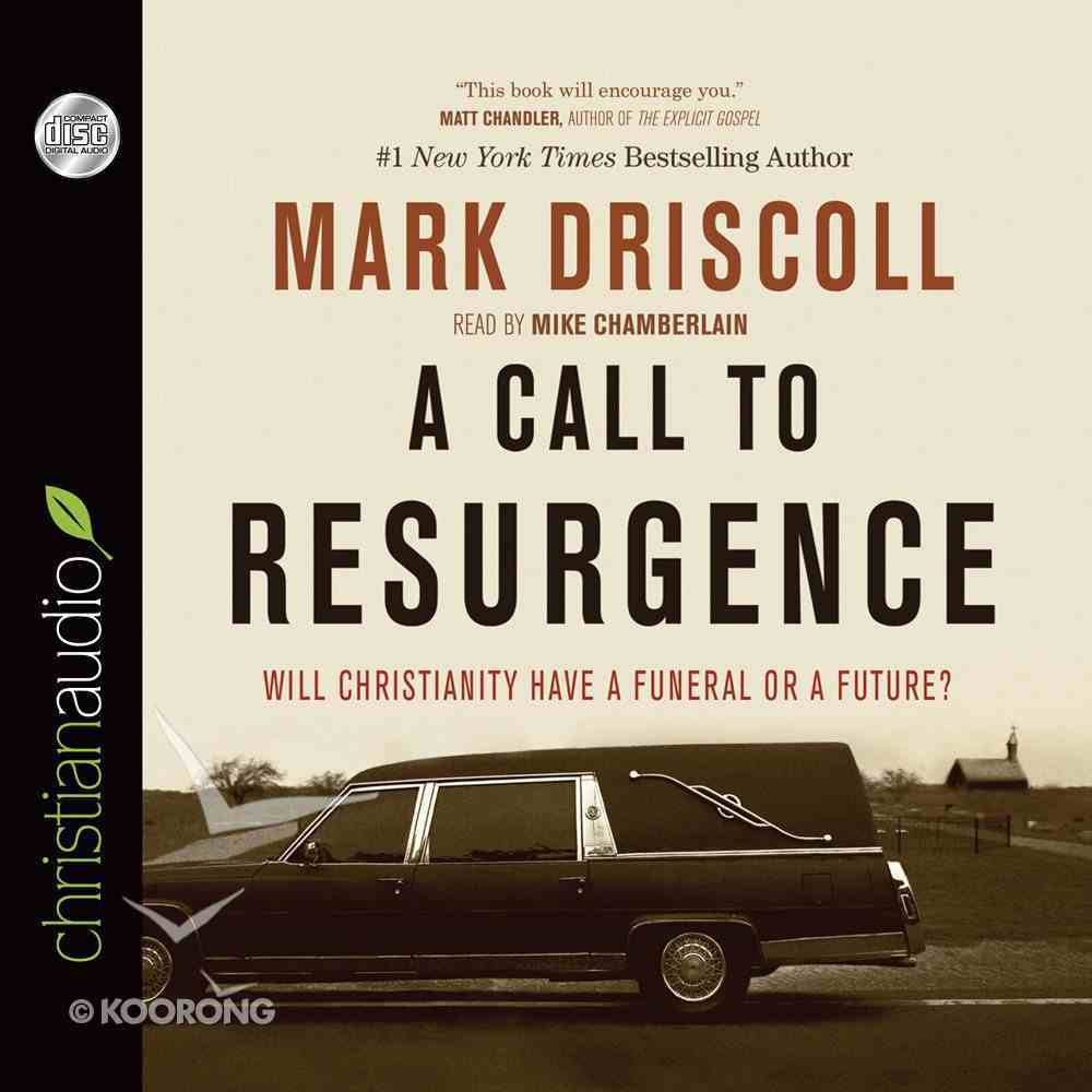 A Call to Resurgence (Unabridged, 6 Cds) CD