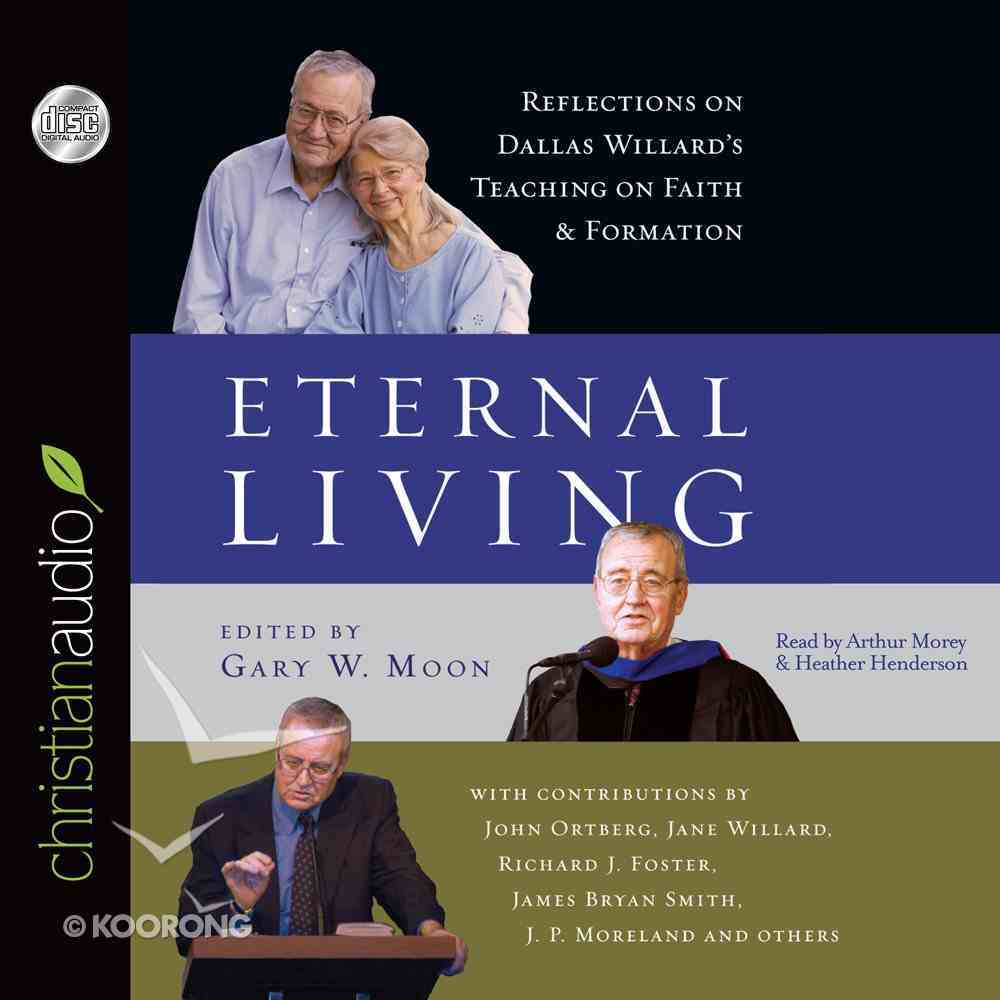 Eternal Living eAudio Book