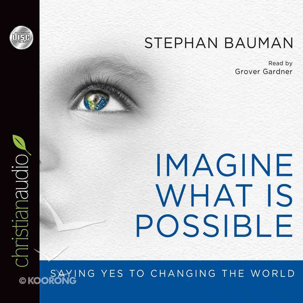 Imagine What is Possible eAudio Book