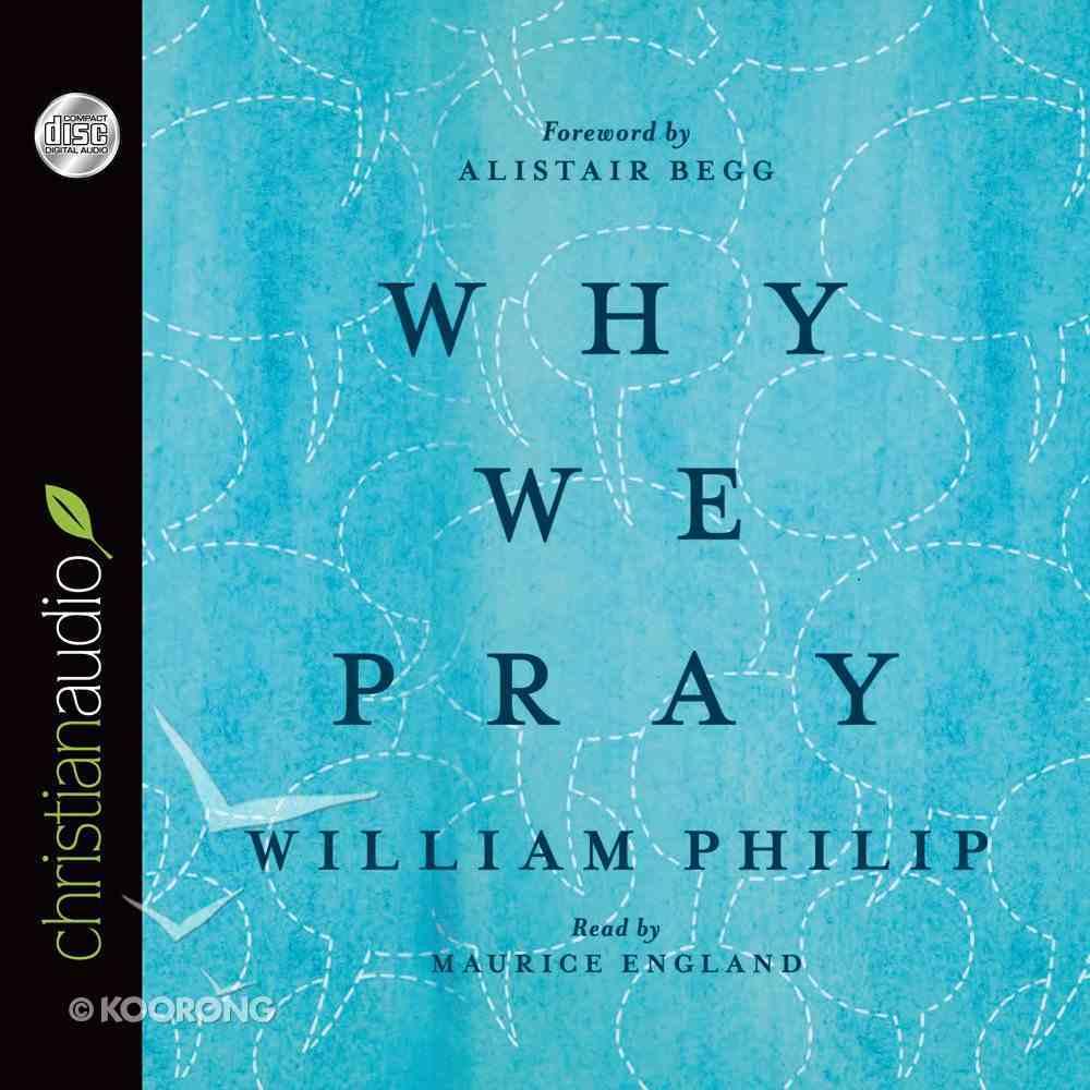Why We Pray eAudio Book