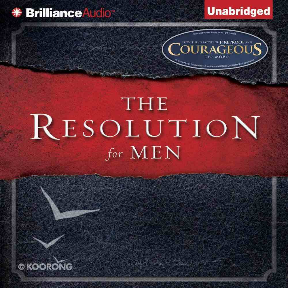 The Resolution For Men eAudio Book