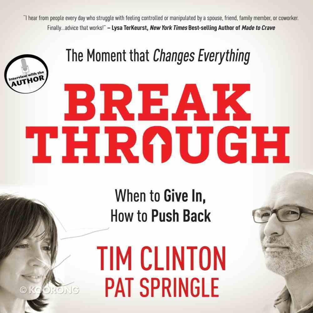 Break Through eAudio Book