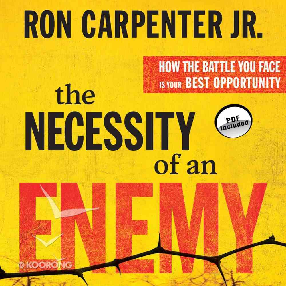 The Necessity of An Enemy eAudio Book