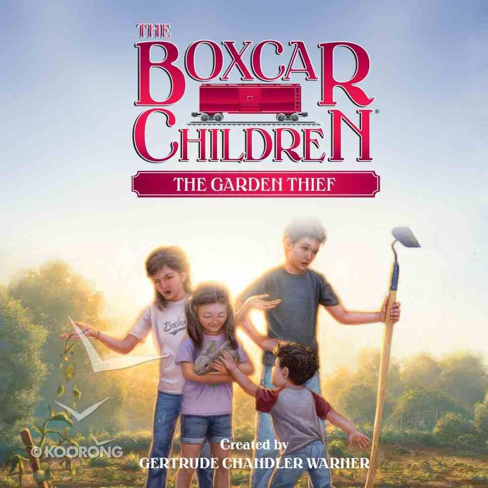 The Garden Thief (#130 in Boxcar Children Audio Download Series) eAudio Book