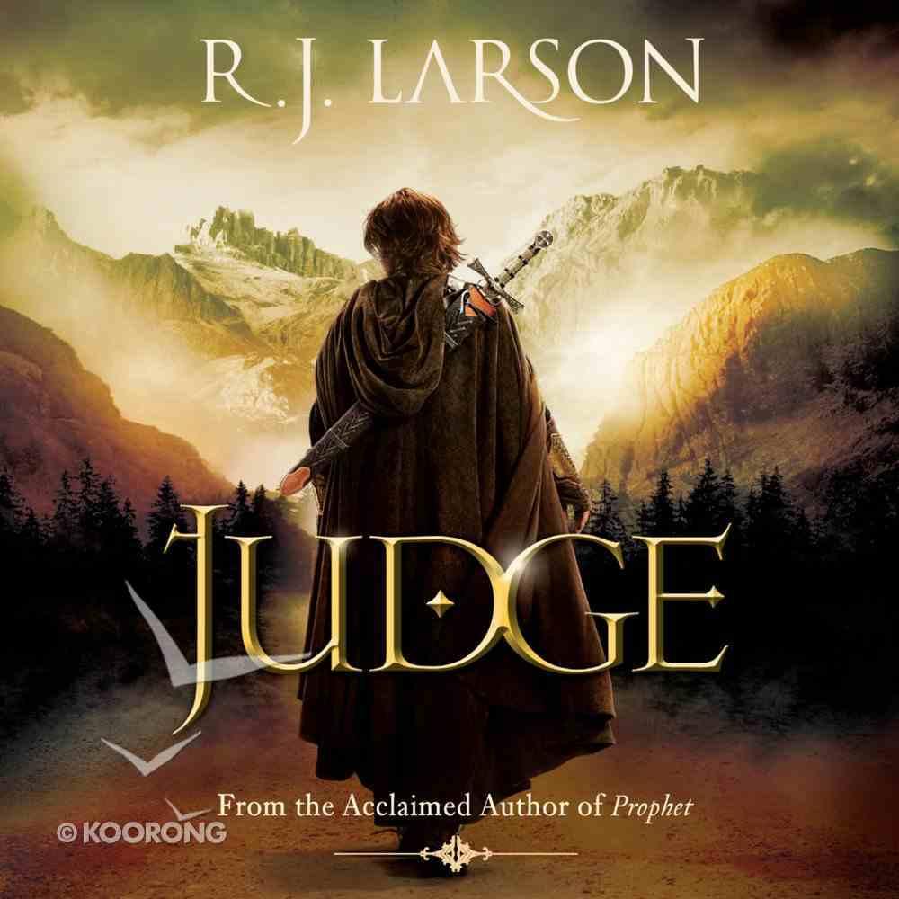 Judge (#02 in Books Of The Infinite Series) eAudio Book