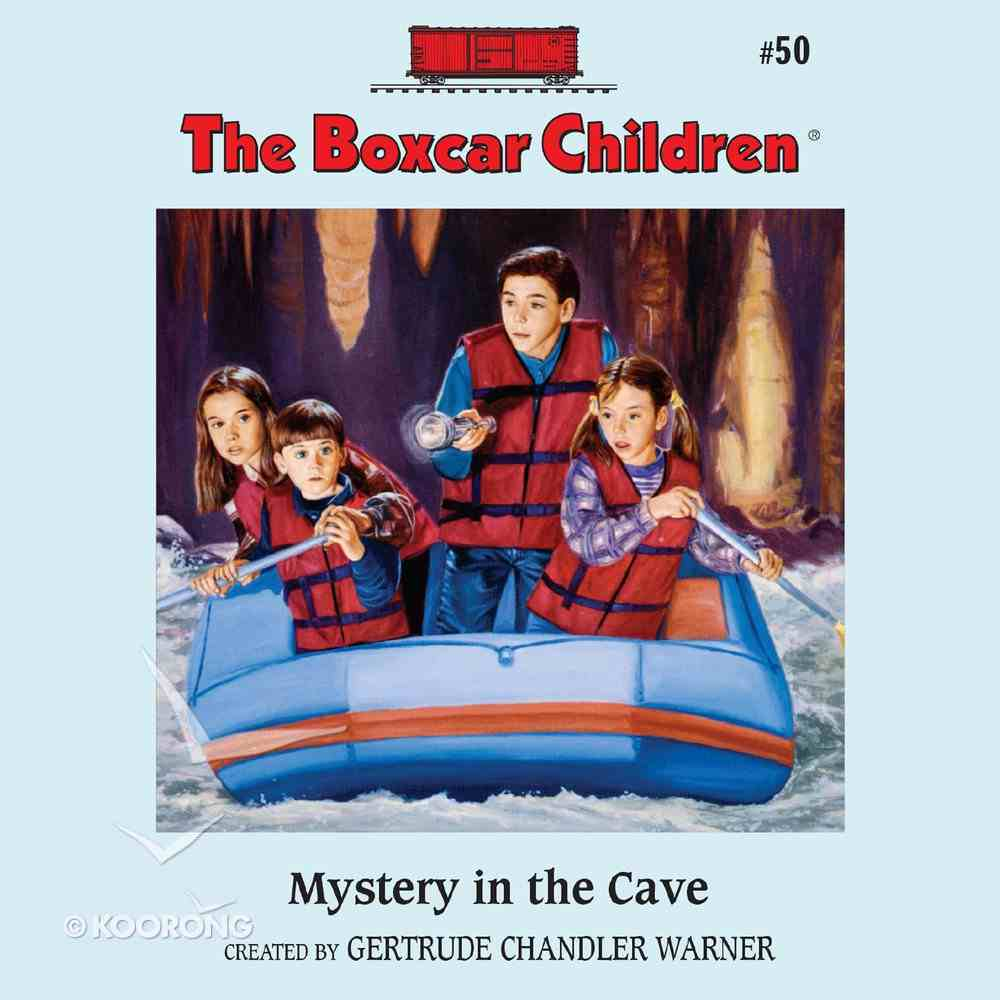 The Mystery in the Cave eAudio Book
