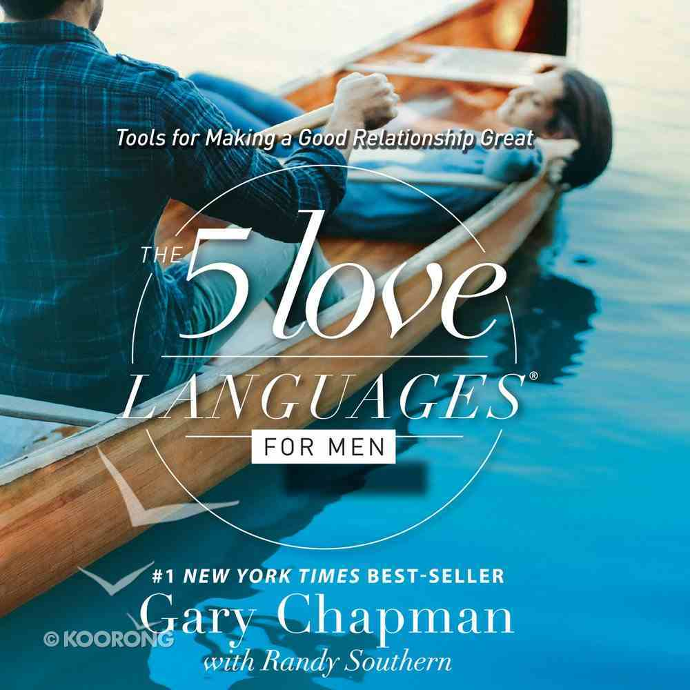 The 5 Love Languages For Men eAudio Book