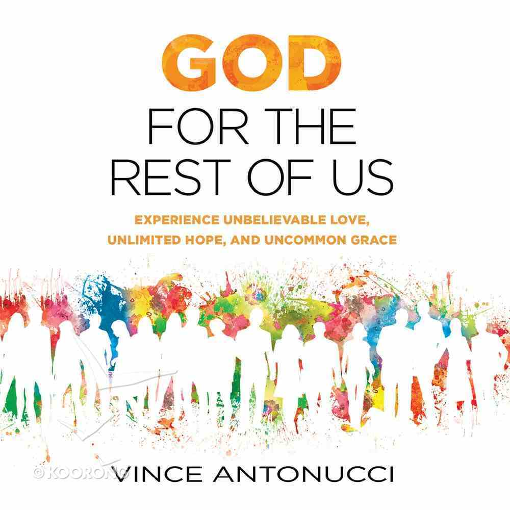 God For the Rest of Us eAudio Book