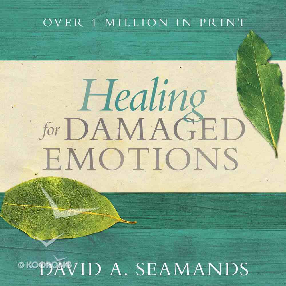 Healing For Damaged Emotions eAudio Book