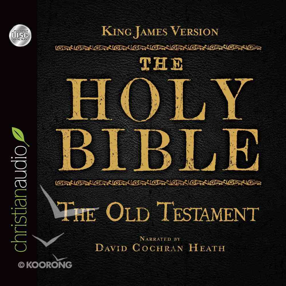 Holy Bible in Audio - King James Version: The the Old Testament eAudio Book