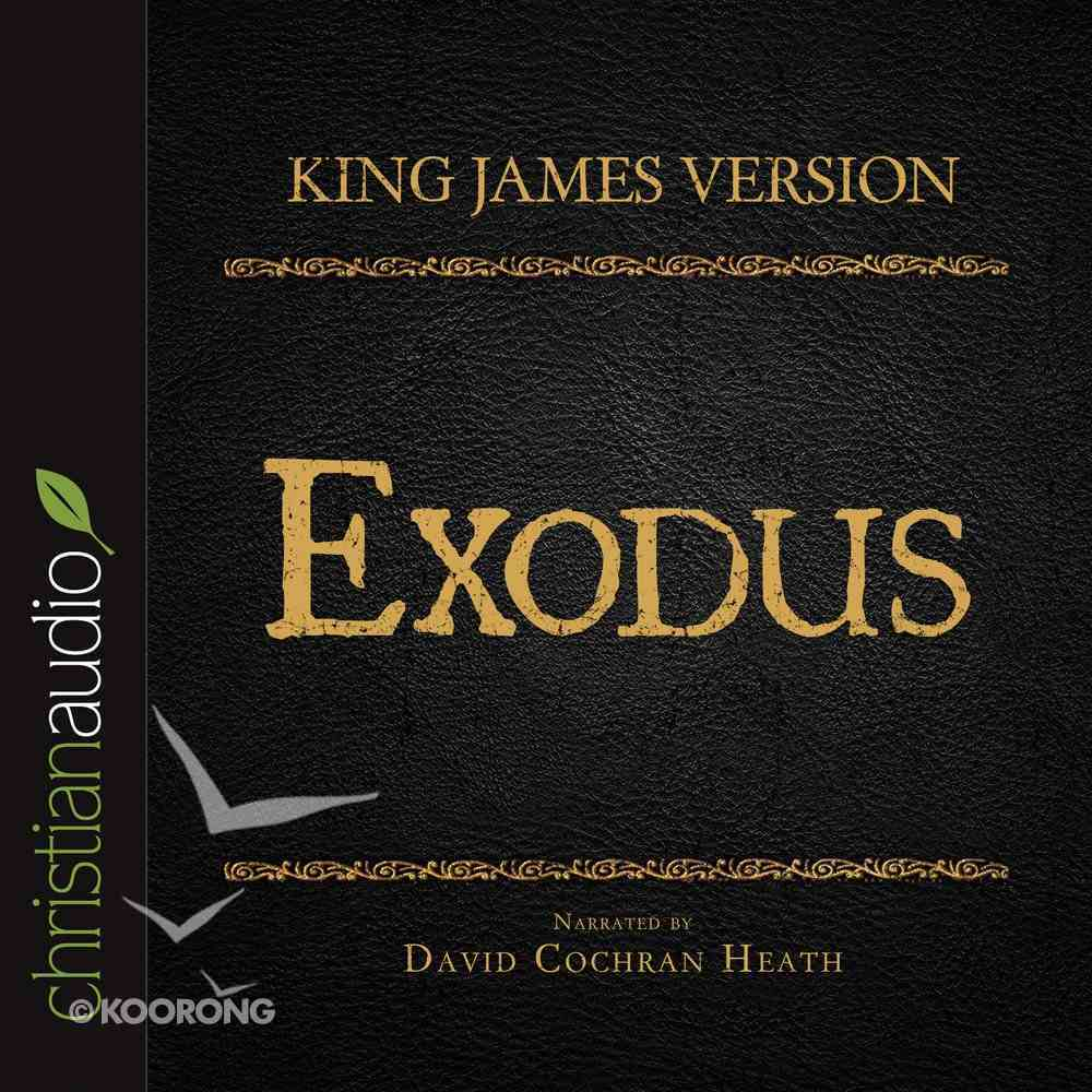 Holy Bible in Audio - King James Version: The Exodus eAudio Book