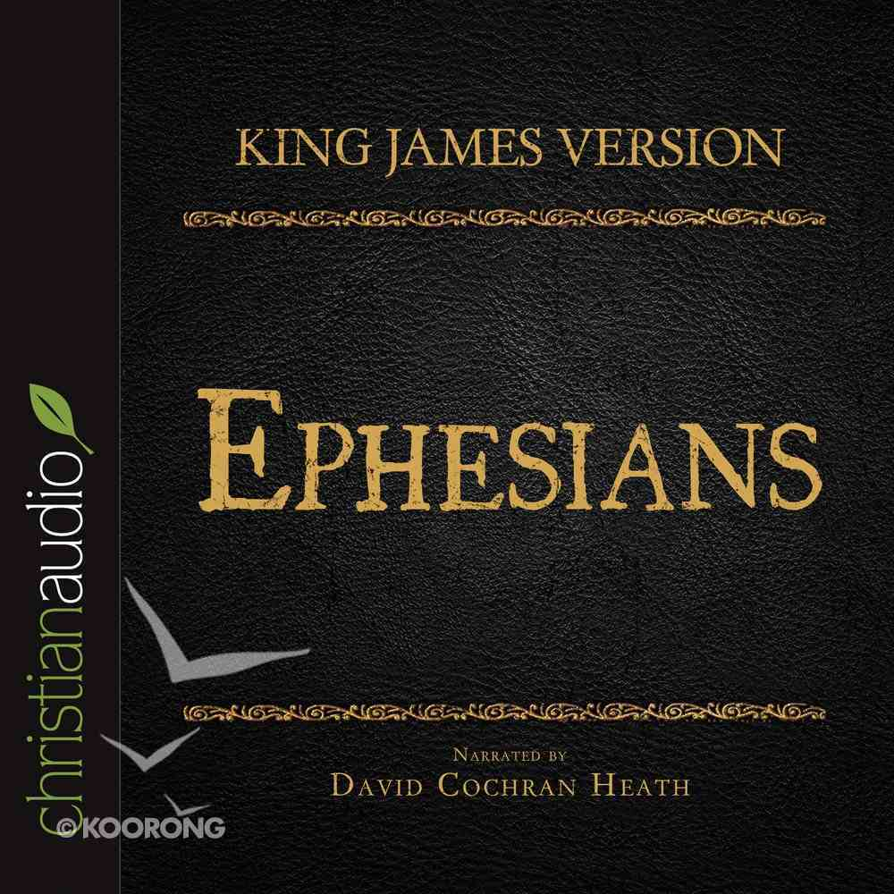 Holy Bible in Audio - King James Version: The Ephesians eAudio Book
