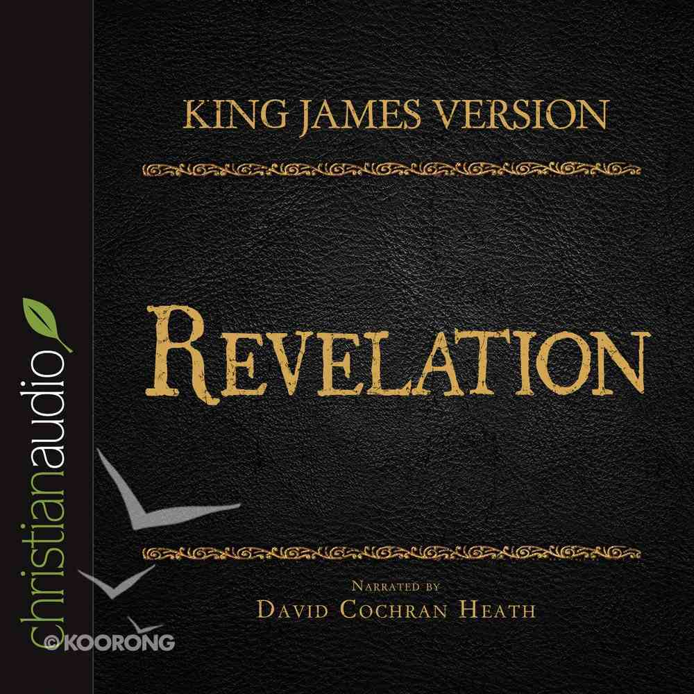 Holy Bible in Audio - King James Version: The Revelation eAudio Book
