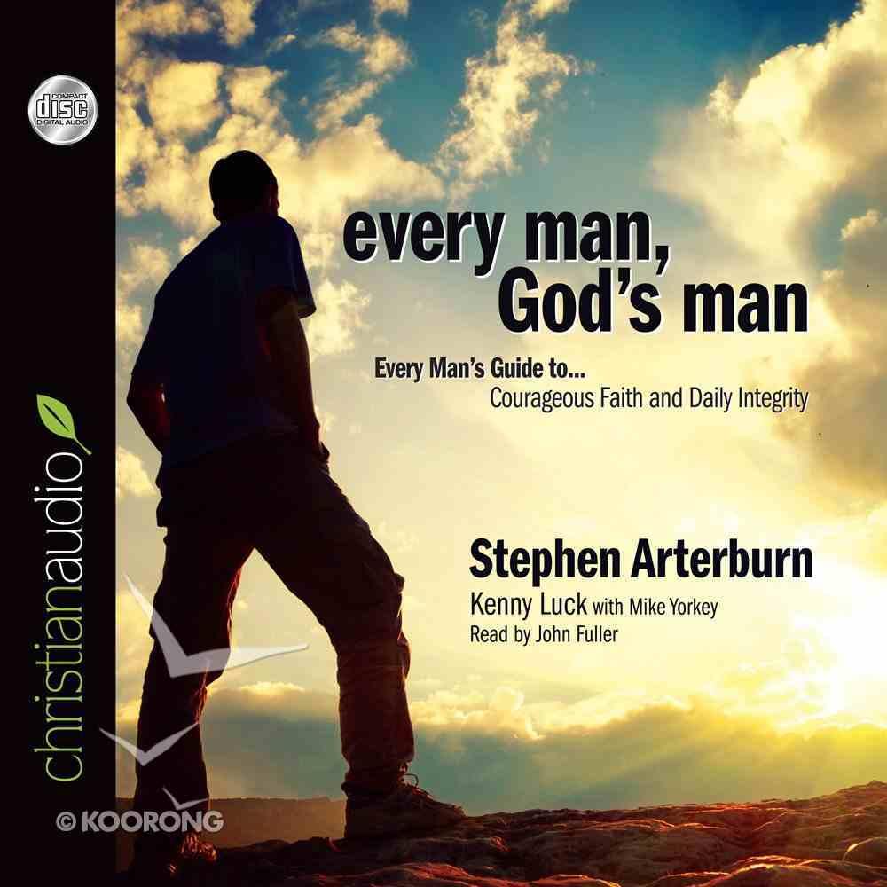 Every Man, God's Man eAudio Book