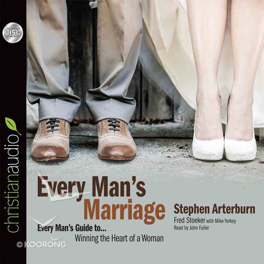 Every Man's Marriage eAudio Book