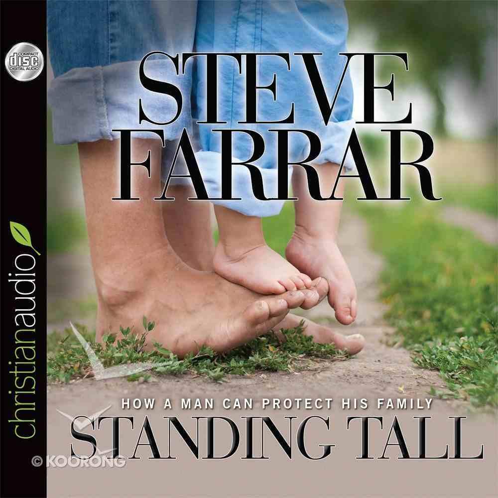 Standing Tall (Abridged, 3 Cds) CD