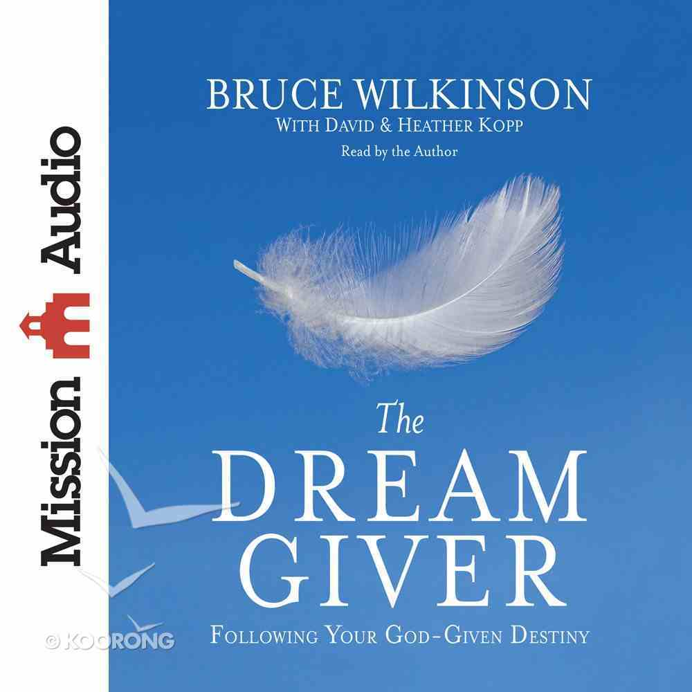 The Dream Giver (Abridged, 3 Cds) CD