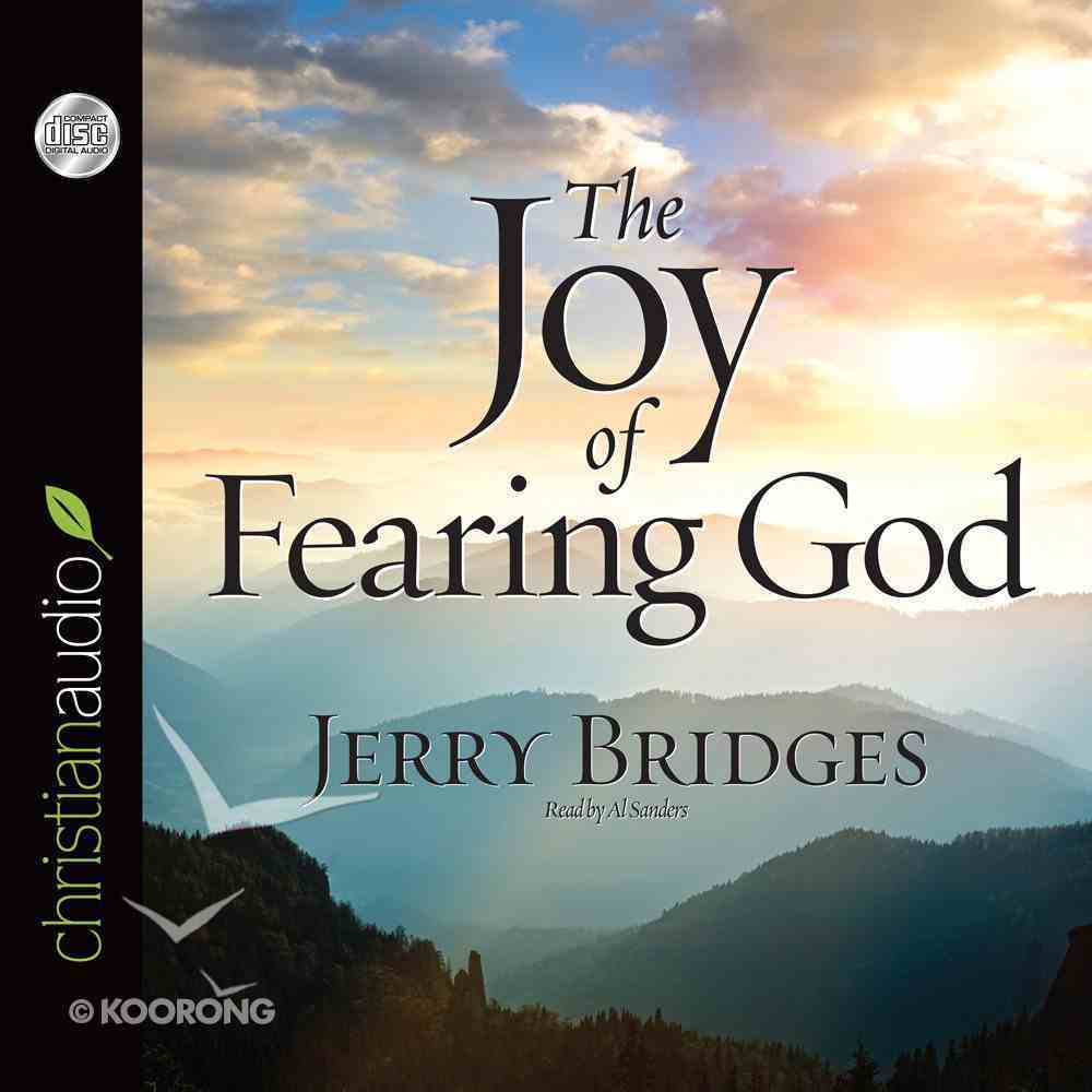 The Joy of Fearing God eAudio Book