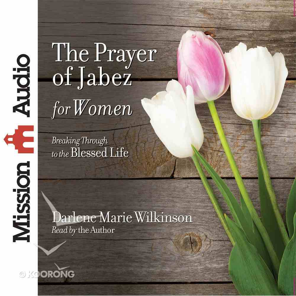 The Prayer of Jabez For Women eAudio Book