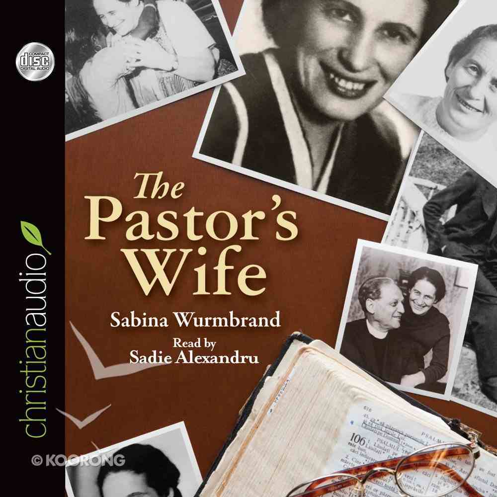 The Pastor's Wife (Unabridged, 8 Cds) CD
