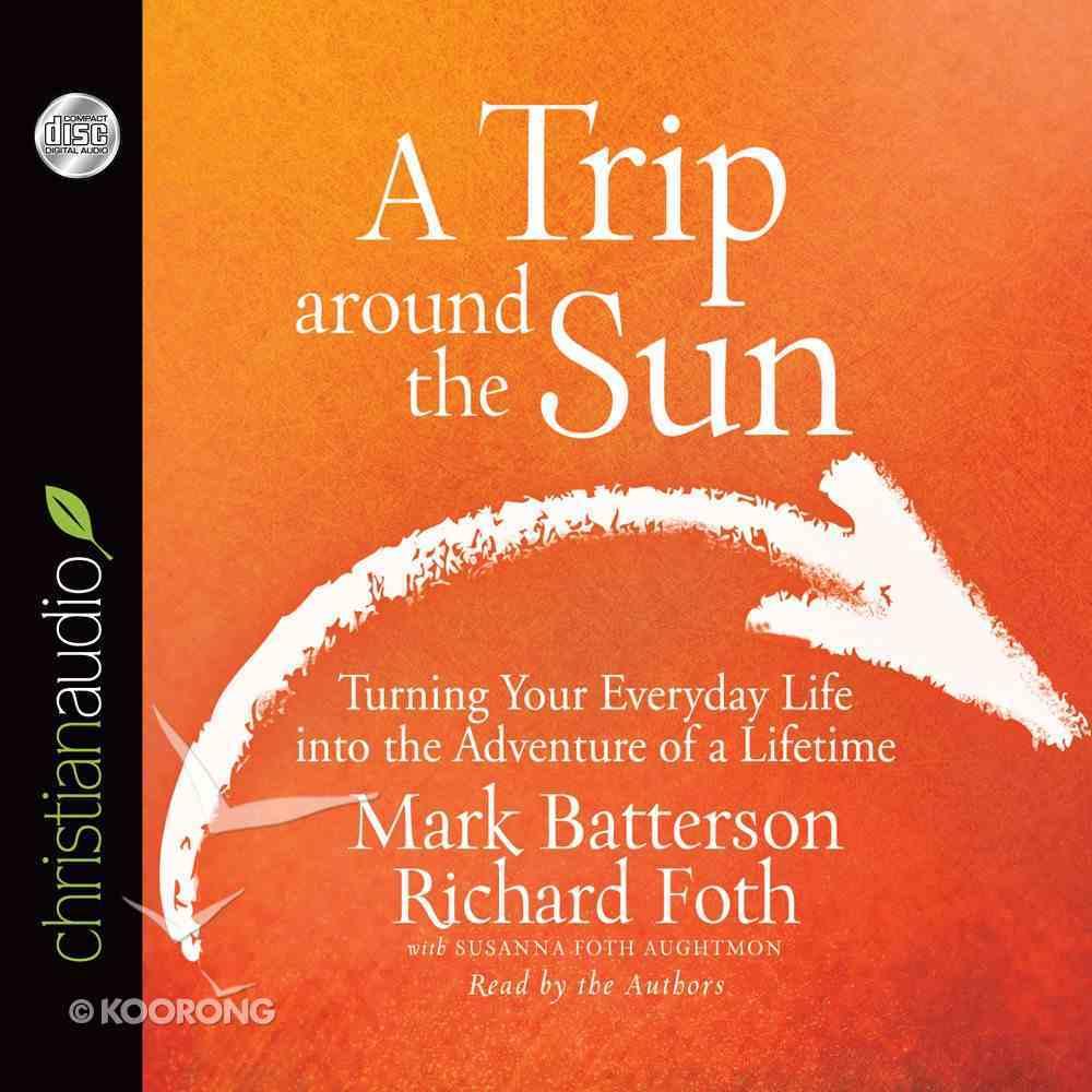 A Trip Around the Sun eAudio Book