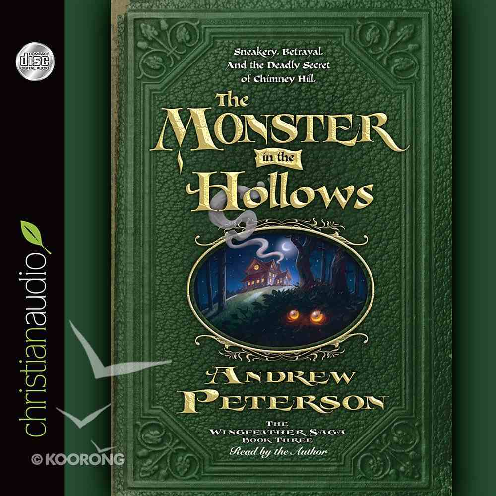 The Monster in the Hollows eAudio Book