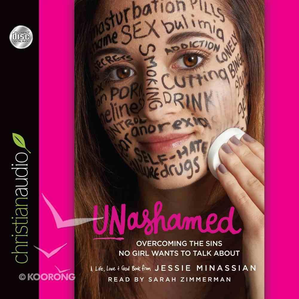 Unashamed (Unabridged, 4 Cds) CD