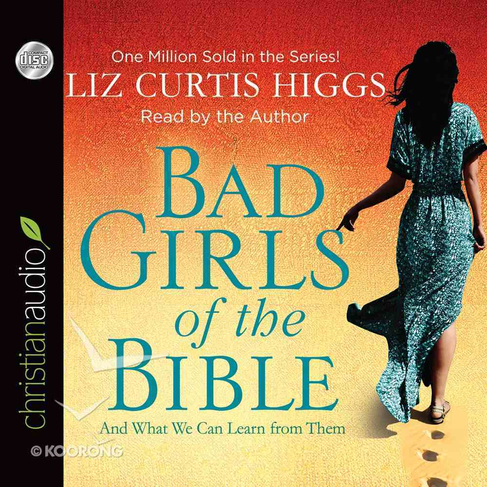 Bad Girls of the Bible eAudio Book