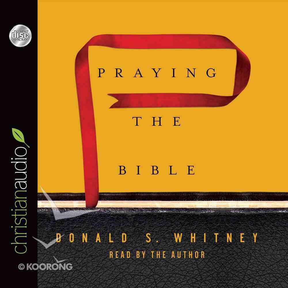 Praying the Bible eAudio Book