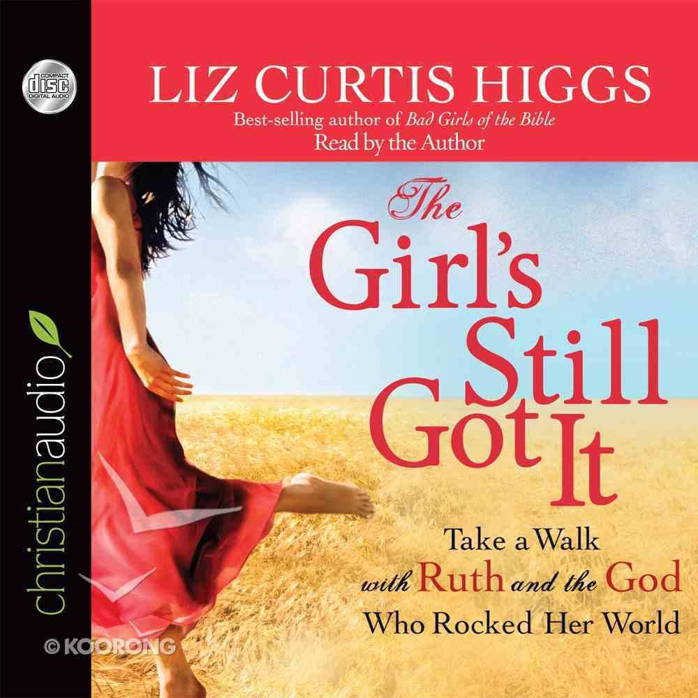 The Girl's Still Got It (Unabridged, 5 Cds) CD