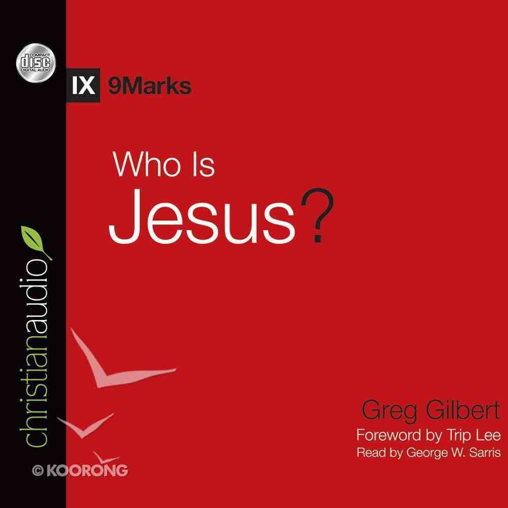 Who is Jesus? (Unabridged, 3 Cds) CD