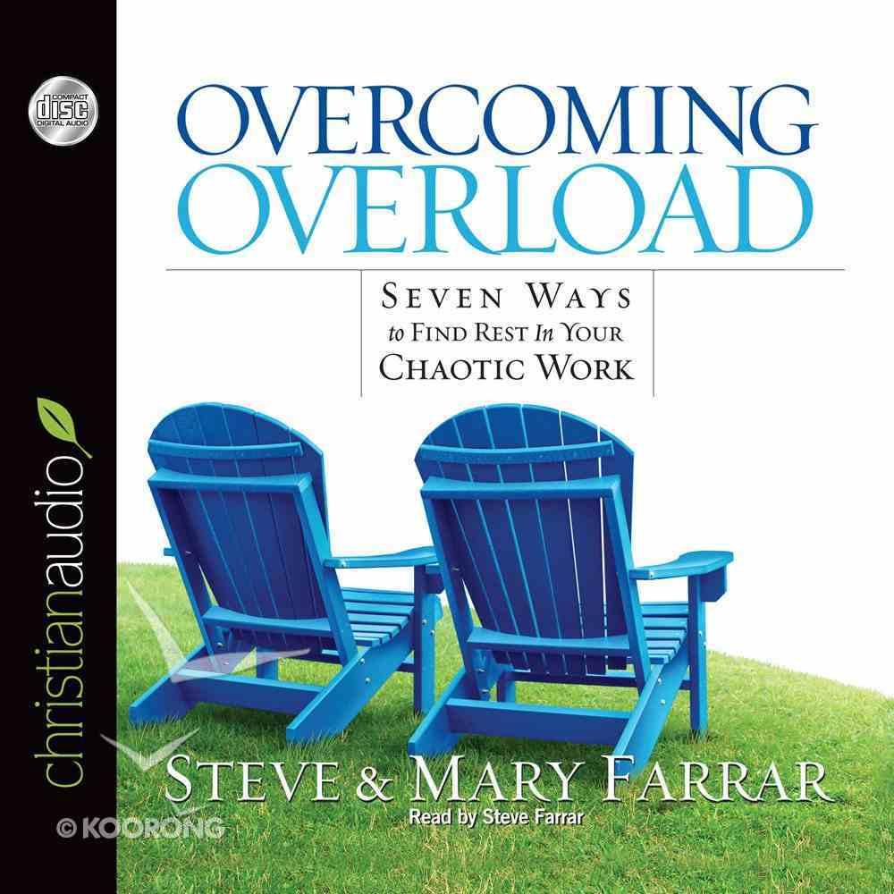Overcoming Overload eAudio Book