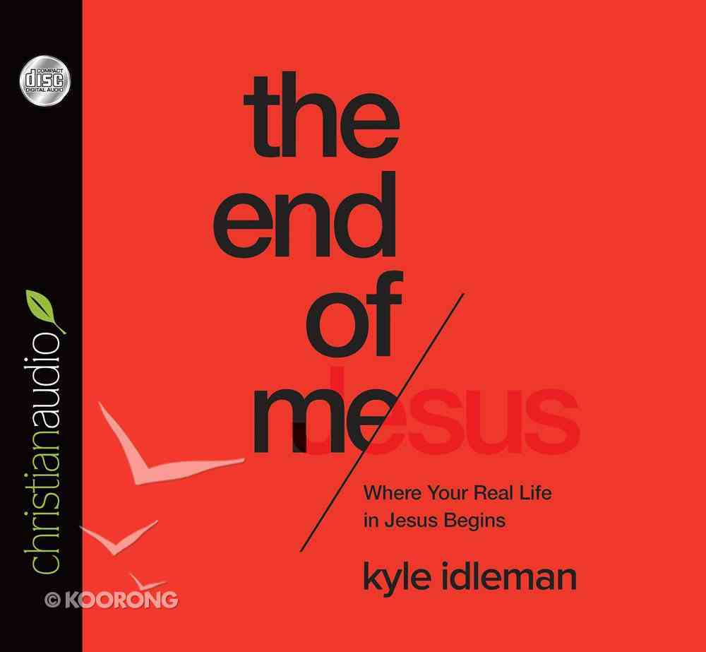 The End of Me (Unabridged, 5 Cds) CD